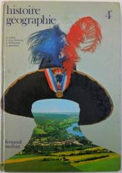 HISTOIRE GEOGRAPHIE 4e par PIERRE MILZA ...YVES GAUTHIER , 1979