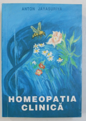HOMEOPATIA CLINICA de ANTON JAYASURIYA , 1997