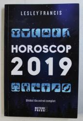HOROSCOP 2019 de LESLEY FRANCIS , 2018