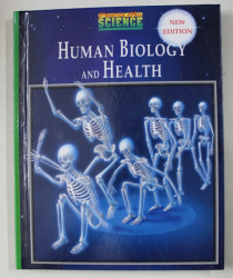 HUMAN BIOLOGY AND HEALTH by ANTHEA MATON ...JILL D. WRIGHT , 1997