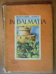 IN DALMATIA-ALEXANDRU MARCU  1939