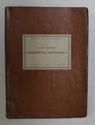 INFECTIUNEA GONOCOCICA de GH. MARINESCU , 1924