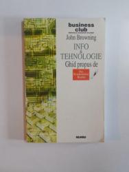 INFO&TEHNOLOGIE de JOHN BROWNING 1999