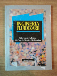 INGINERIA FLUIDIZARII de GHEORGHE IVANUS ... GHEORGHE DAMIAN , 1996