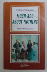 INTERMEDIATE READERS , MUCH ADO ABOUT NOTHING by WILLIAM SHAKESPEARE , 2003 *CONTINE CD