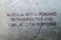 ION GRIGORE POPOVICI . 1907 - 1946