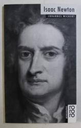 ISAAC NEWTON , dargestellt von JOHANNES WICKERT , 1995