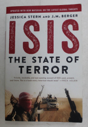 ISIS  - THE STATE OF TERROR by JESSICA STERN and J. M. BERGER , 2015