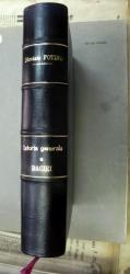 Istoria generala a Daciei Dionisio Fotino vol.I-III