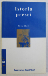 ISTORIA PRESEI de PIERRE ALBERT , 2002