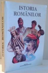 ISTORIA ROMANILOR de ION AGRIGOROAIEI, ION TODERASCU , 1996