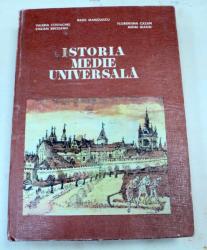 ISTORIE MEDIE UNIVERSALA  BUCURESTI