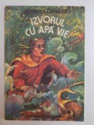 IZVORUL CU APA VIE de DOMNICA GIRNEATA 1983