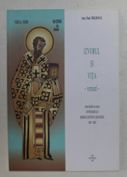 IZVORUL SI VITA  - versuri religioase de AURA PANA MOLDOVAN , 2007