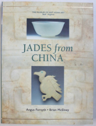 JADES FROM CHINA by ANGUS FORSYTH, BRIAN MCELNEY , 1994