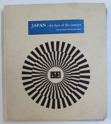 JAPAN - THE FACE OF THE COUNTRY . MAP AND SLIDES OF THE PRINCIPAL REGIONS ,