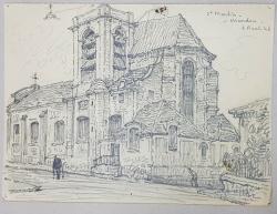 Jean Lefort (1875-1954) -St. Martin
