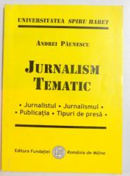 JURNALISM TEMATIC , 2005