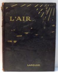 L ' AIR par ALPHONSE BERGET , 1927