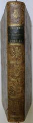 L ' HYMEN ET LA NAISSANCE OU POESIES / RECUEIL DE POESIES POUR LA NAISSANCE DU ROI DE ROME , COLEGAT DE DOUA CARTI* , 1812