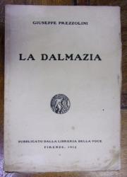LA DALMAZIA de GIUSEPPE PREZZOLINI (1915)