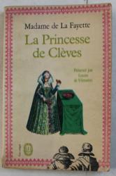 LA PRINCESSE DE CLEVES par MADAME DE LA FAYETTE , 1965