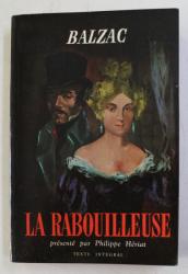 LA RABOUILLEUSE par BALZAC , 1960