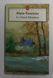 LE GRAND MEAULNES par ALAIN - FOURNIER , 1983