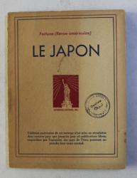 LE JAPON par le redacteurs de FORTUNE , revue americane , 19444