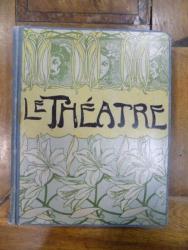 Le Theatre, Paris 1900, coligat