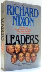 LEADERS by RICHARD NIXON , 1983