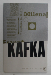 LETTERS TO MILENA by FRANZ KAFKA , 1999