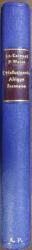 L'HALLUCINANTE AFRIQUE FRANCAISE de LT. COLONEL PIERRE WEISS (1934)