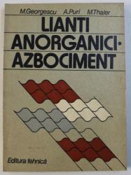 LIANTI ANORGANICI - AZBOCIMENT de M . GEORGESCU ...M . THALER , 1982