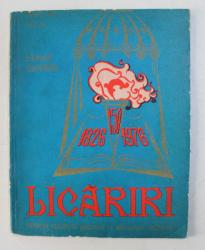LICARIRI - REVISTA ELEVILOR LICEULUI ' N. BALCESCU ' CRAIOVA , NUMAR OMAGIAL , ANUL VIII , NR. 21 , 1976
