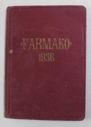 LISTA SPECIALITATILOR LABORATORULUI ' FARMAKO ' , EDITIE INTERBELICA