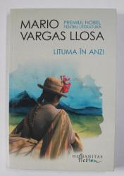 LITUMA IN ANZI de MARIO VARGAS LLOSA , 2017