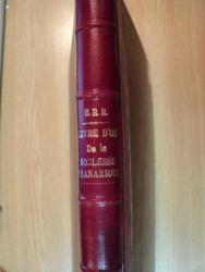LIVRE D'OR DE LA NOBLESSE  PHANARIOTE ET DES FAMILLES PRINCIERES DE VALACHIE ET DE MOLDAVIE par E.R.R.  1904