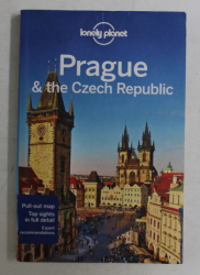 LONELY PLANET , PRAGUE AND THE CZECH REPUBLIC , 2014