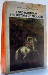 LORD MACAULAY, THE HISTORY OF ENGLAND by HUGH TREVOR-ROPER , 1983