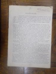 Lot documente asupra activitatii Uniunii Centrale a Asociatiilor Viticole din Bucuresti 1944-1947
