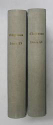 LOUIS XV - SES MAITRESSES LE PARC AUX CERFS par ALBERT MEYRAC , VOLUMELE I - II , EDITIE INTERBELICA