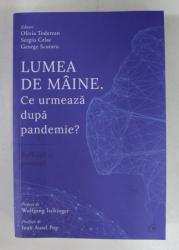 LUMEA DE MAINE . CE URMEAZA DUPA PANDEMIE ? de OLIVIA TODEREAN ...GEORGE SCUTARU , 2020