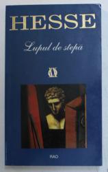 LUPUL DE STEPA de HERMANN HESSE, 1996