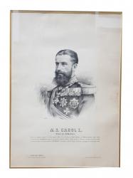 M. S. Carol I Rege al Romaniei