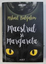 MAESTRUL SI MARGARETA de MIHAIL BULGAKOV , EDITIE CARTONATA ,  2017