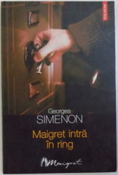 MAIGRET INTRA IN RING de GEORGES SIMENON , 2008