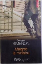 MAIGRET LA MINISTRU de GEORGES SIMENON , 2009