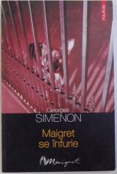 MAIGRET SE INFURIE de GEORGES SIMENON , 2008