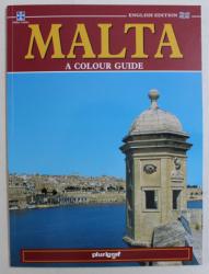 MALTA , A COLOUR GUIDE
